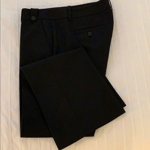 The Limited Drew Suiting pants in black